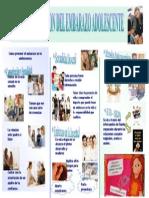 Castilla Gigantografia Prevencion Embarazo en La Adolescencia