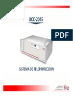 UCC-2045 Entrenamiento Teleproteccion
