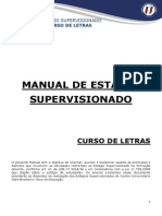 Educacao Manual Estagio Letras