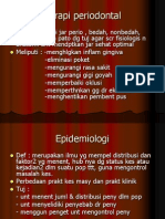 Terapi Periodontal