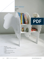 SL04-Printable Sheep Shelf