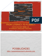 From Literacy to Fluency