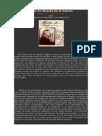 Benjamin Tesis de Filosofía de La Historia