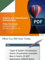 Solaris Virtualization