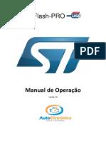 Manual St10 Flash Pro Usb