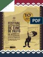 Programacion  FICPA 2014