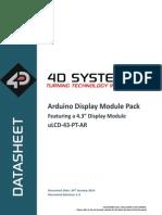 ULCD-43-PT-AR Datasheet R 1 4
