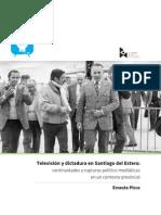 Televisión y Dictadura en Santiago Del Estero