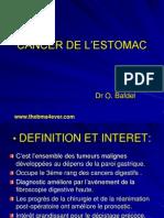 CANCER DE L'ESTOMAC.ppt
