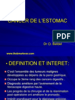 CANCER DE L'ESTOMAC.ppt