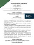 Curriculum Vitae Maurício Coelho