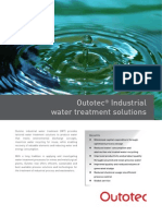 OTE Outotec Industrial Water Treatment Solutions e