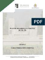 Plan de Desarrollo Comunal de Til Til
