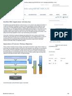 Design and Develop a Website Using ASP