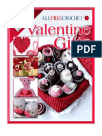 8 Last Minute Valentine Gifts Crochet Patterns for That Special Someone eBook