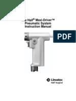 Maxi Driver Manual