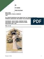 Marriage à la mode by Ward, Humphry, Mrs., 1851-1920