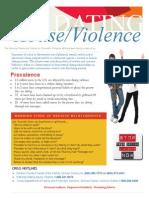 Dating Violence FlyerStudent (1)