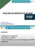 Benefocios BPM