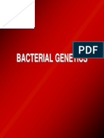 Bacterial Genetics. Mutation. Gene Transfer. Lysogenic Conversion. Plasmids. Transposons.