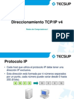 08 Direccionamiento IPv4