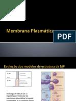 BioCel-Enf 20111 Aula04 MembranaPlasmatica