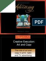 11, Creative Execution