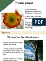 Lect 1 Plant Bio Intro