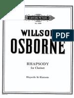 Osborne Rhapsody