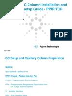 PPIP_TCD Column Install_Setup Guide