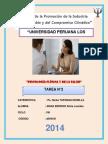 Tarea n 3 de Psicologia Clinica de La Salud