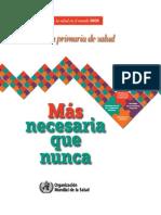 APS Mas Necesaria Que Nunca (Texto)