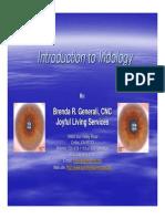 Introduction to Iridology