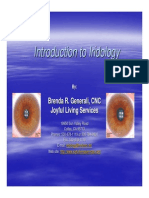Introduction to Iridology