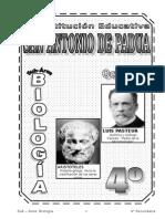 OCTUBRE - BIOLOGIA - 4TO