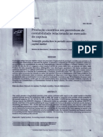 Produção Cientifica Em Periodicos (1)
