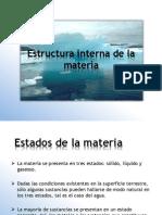 4_Estructura Interna de La Materia_PDF