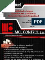 Análisisde Riesgos,EstudiosSIL y Sistemas Instrumentadosde Seguridad