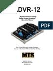 Advr 12 Manual