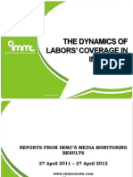 The Dynamics of Labor Coverage in Indonesia