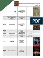 calendario metalcanario ENERO - 2010