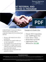 Referral & Finder's Fee ($) Flyer