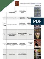 calendario metalcanario FEBRERO - 2010