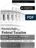 Prentice Hall's Federal Taxation Chapter 1