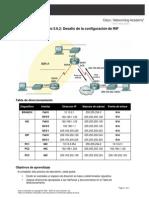 1701424 Diego Ardila Práctica de Laboratorio 5.6.2 Desafío de La Configuración de RIP
