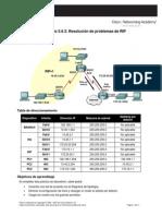 1701424 Diego Ardila Práctica de Laboratorio 5.6.3 Resolución de Problemas de RIP