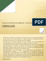 HIDROLOGÍA 0