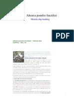 Altoirea Pomilor Fructiferi - Metoda Chip Budding - Nuc, Etc _ Horticultorul.ro