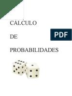 Calculo de Probabilidades Texto2013