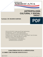 Unidad 1 Antropologia